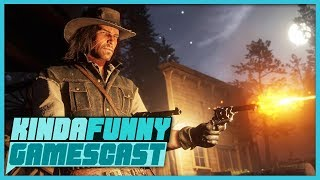 Red Dead Redemption 2 Review in Progress - Kinda Funny Gamescast Ep. 193