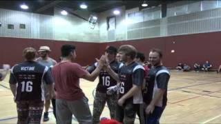 Tournoi ballon chasseur Athlétiques-Piranha Volley 2016