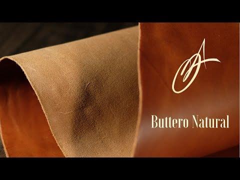 Conceria Walpier - Buttero Medium Brown 3-4oz (1.2mm-1.4mm)