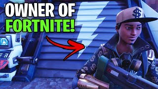 Donc le propriétaire de fortnite m'a escroqué ! 😱 (Scammer Gets Scammed) Fortnite Save The World