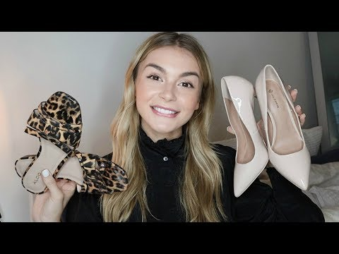 10 SHOES EVERY GIRL NEEDS | Wardrobe Essentials