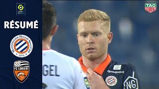 MONTPELLIER HÉRAULT SC - FC LORIENT (1 - 1) - Résumé - (MHSC - FCL) / 2020-2021