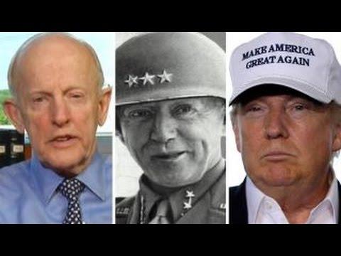 Billionaire GOP Stanley Hubbard Likens Trump To Gen. Patton
