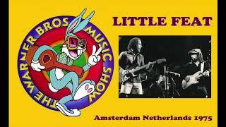 Little Feat - Live - Jaap Edenhal, Amsterdam January 30, 1975