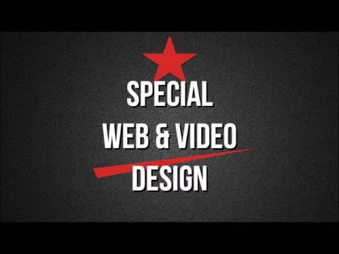 Website Design and Video Design  April Sale 2016