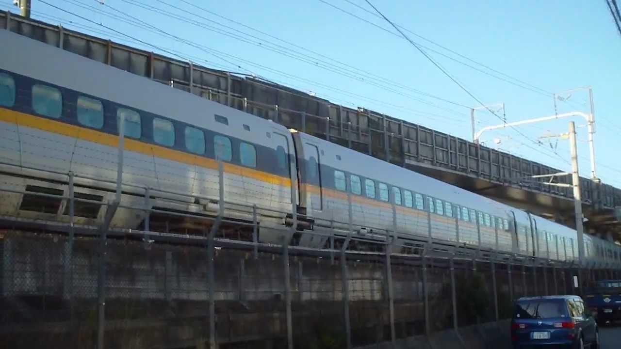 700系新幹線!【レールスター】...