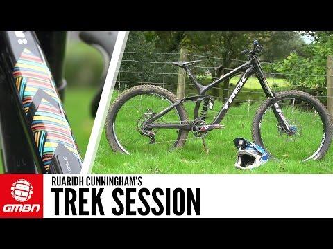 Ruaridh Cunningham's Trek Session | Pro Bike