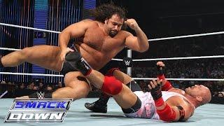 Ryback vs. Rusev – Royal Rumble Qualifying Match: SmackDown, January 22, 2015