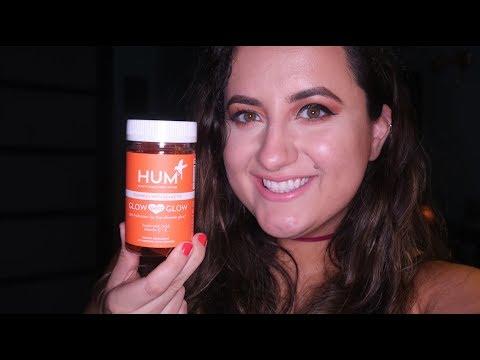 New Hum Nutrition Box | Trying Glow Sweet Glow | RaRaBiancAhAh Mp3