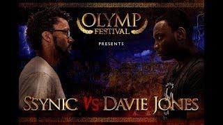 OLYMP Festival 01/2018 | SSYNIC vs Davie Jones