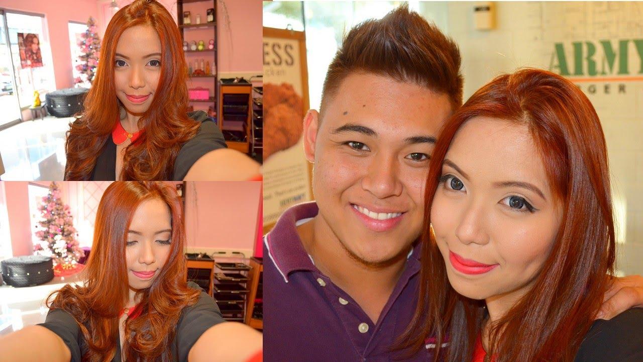Salon Date New Hair Color December 9 2012 Saytiocoartillero Youtube