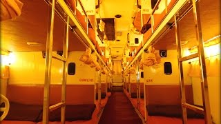 Vrl Volvo Sleeper Bus Interior Exterior View
