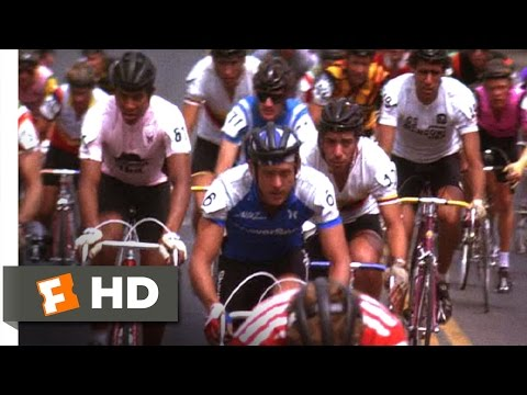 American Flyers (1985) - Last Day of the Race Scene (8/9) | Movieclips