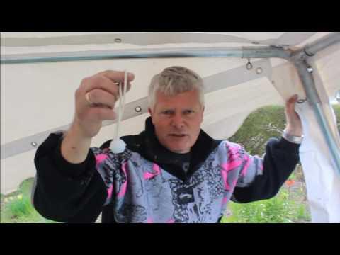 Bassing Teltudlejning | Om teltet