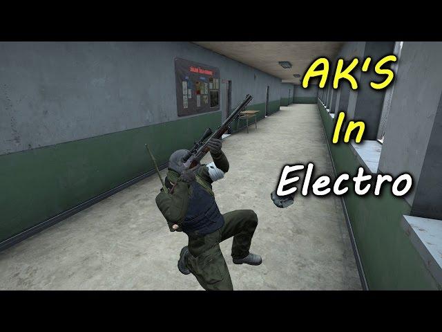 DayZ Standalone Day 21 AK's In Electro! Wolf Diaries