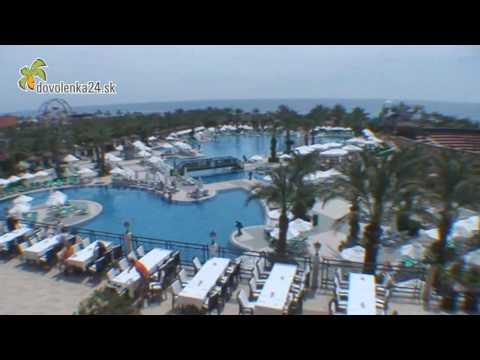 Hotel Delphin Palace De Luxe, Antalya, Turecko