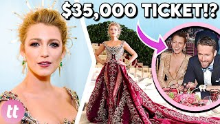 The Ridiculous Cost Of Attending The Met Gala