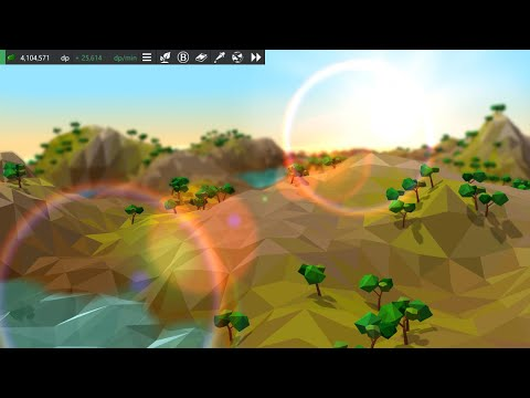 Equilinox - Java Game Devlog 14: Sun and Sky!
