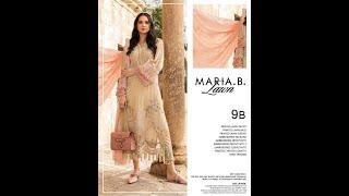 MARIA. B Lawn (9-B) | Master Replica | Price Rs. 3,250/-