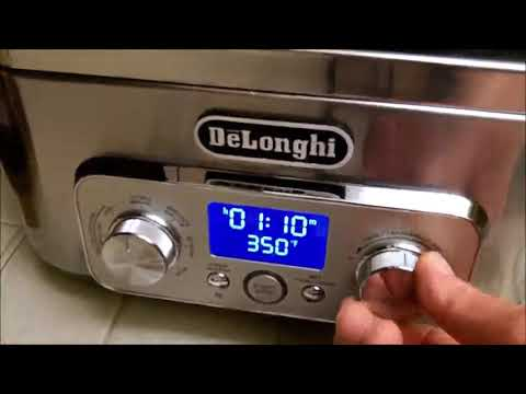 De'Longhi CKM1641D Livenza All In One Programmable Multi Cooker Review, Well Built And Surprisingly