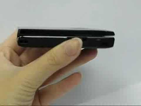 Sony Ericsson W980 First look