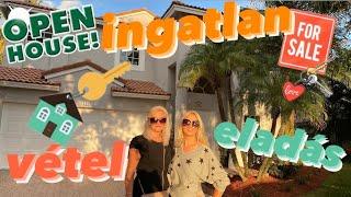 INGATLAN-BEFEKTETÉS! Lakás, telek és családi ház - átlagostól a luxusig! #ingatlan #florida