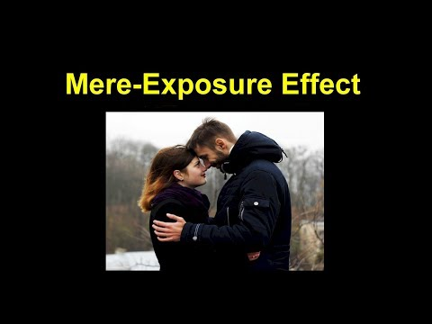 Psychology - Do Warnings Protect against the mere-exposure-effect? (Study) from YouTube · Duration:  7 minutes 27 seconds