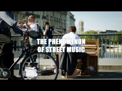 The Phenomenon of Street Music (documentary movie)