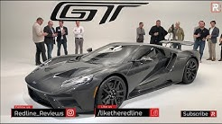 2020 Ford GT Liquid Carbon – Redline: First Look – 2020 Chicago Auto Show