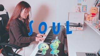 Jon Batiste, Celeste - It's All Right Piano Cover   Disney Pixar's Soul (소울) OST