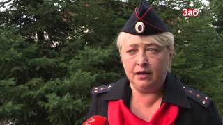Дети за рулем попали в аварию. Эксклюзивное видео(, 2015-08-11T14:22:51.000Z)