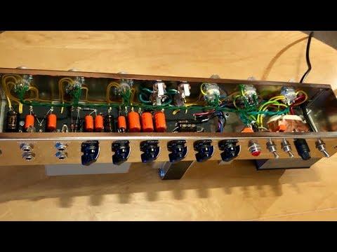 Fender Bassman 5F6A Amp / Tube Amp Doctor Kit