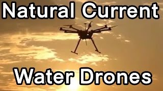 Testing Water Chemistry With Drones
