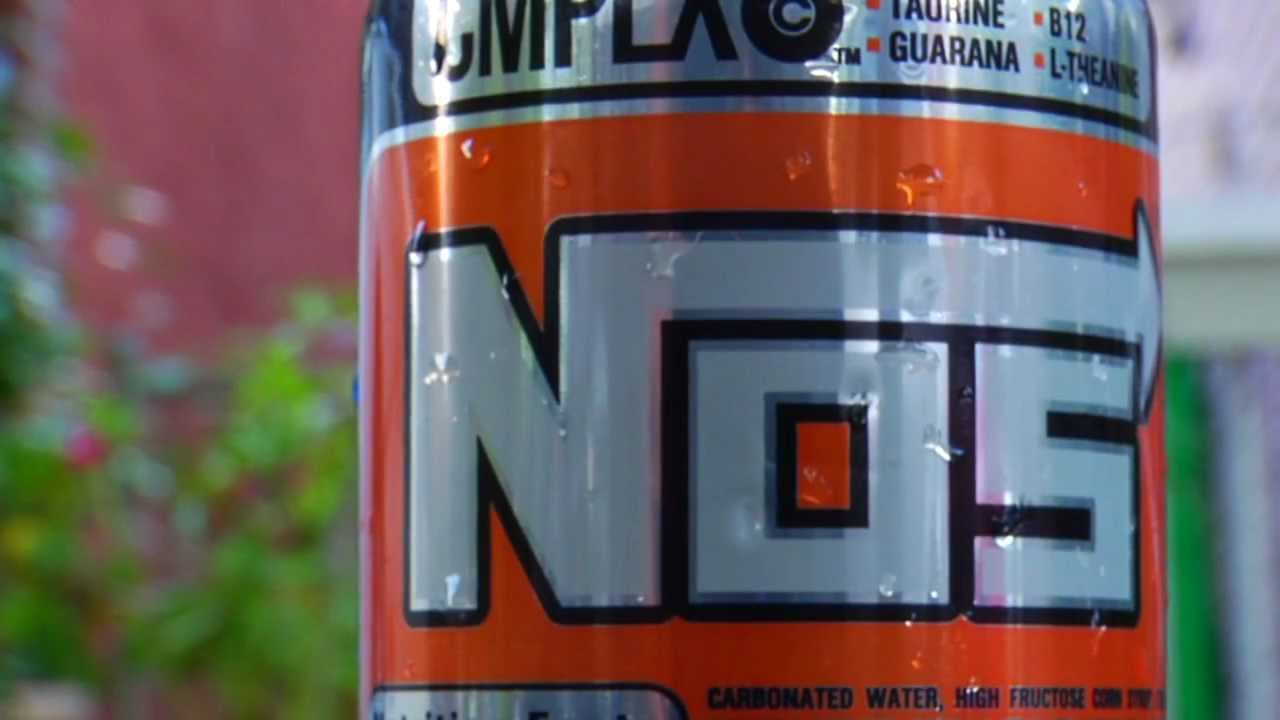 Nos Energy Drink Commercial - YouTube