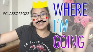 UC/IVY COLLEGE COMMIT REVEAL SURPRISE: where I'm going & why thumbnail