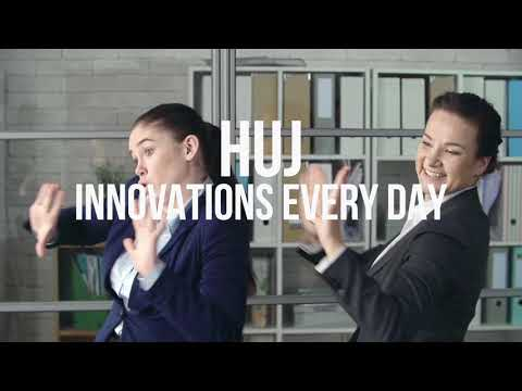 Innovations Every Day At The Hebrew University Of Jerusalem