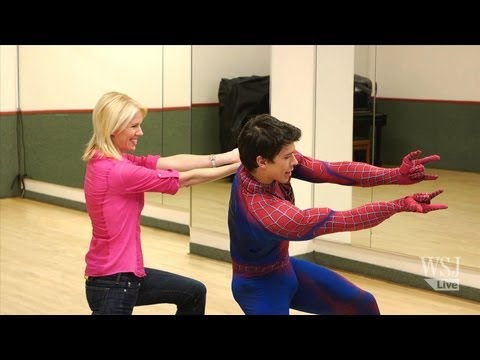 Secrets to Broadway Spider-Man's Stunts