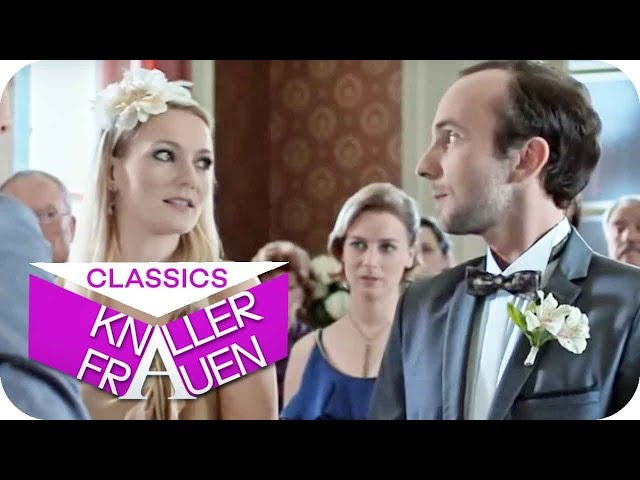 Heiraten [subtitled] | Knallerfrauen mit Martina Hill