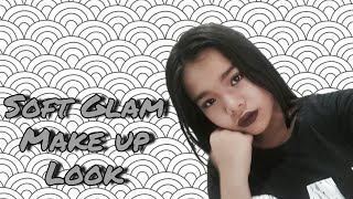 Soft Glam Make up Look/ Jamaila Maxenne