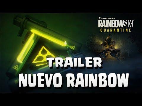TRAILER NUEVO RAINBOW SIX QUARANTINE  | Caramelo Rainbow Six Quarantine Español
