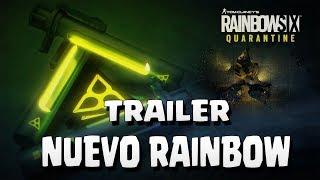 TRAILER NUEVO RAINBOW SIX QUARANTINE    Caramelo Rainbow Six Quarantine Español