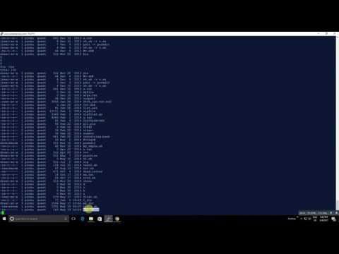 "File Listing : ""ls command"" in Unix"