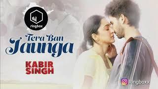 tera-ban-jaunga-kabir-singh-ringtone-free-download