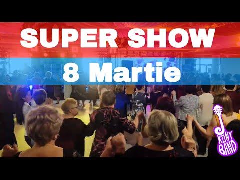 Kony Band || Super Show  ||  8 Martie