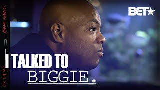 Mister Cee Explains How Biggie Came Thru For Him When He Needed It | I Talked To Biggie.