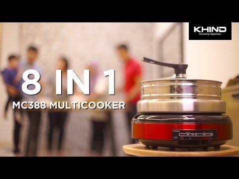 Khind Multi Cooker MC388