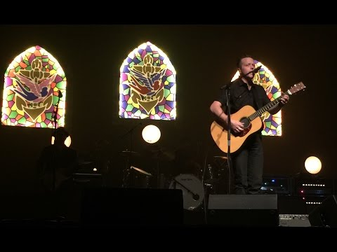 "Jason Isbell: Standing 'O' Performance of ""Cover Me Up"" - Eau Claire, WI"