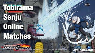 Shinobi Striker Ranked Online Ninja League - BerkshireRegion