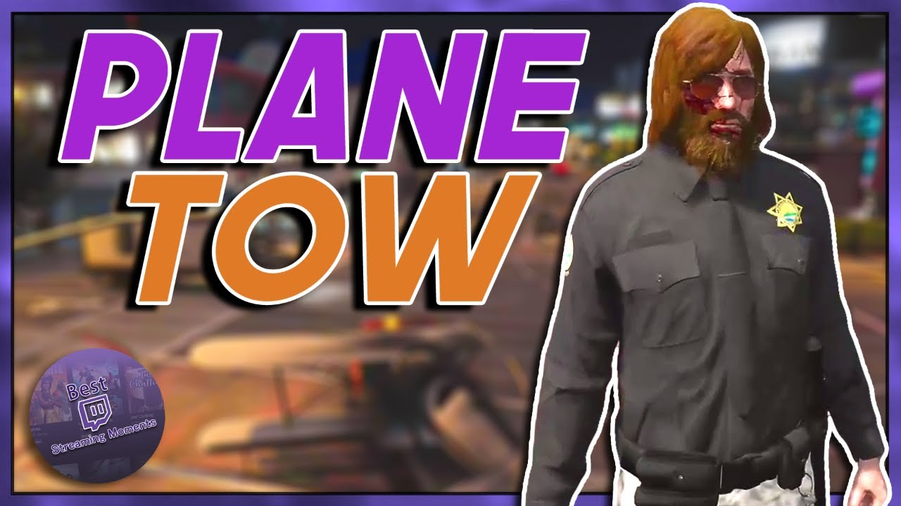 BEST OF GTA 5 RP #447 - SIZ TOWS A PLANE, WHERE HAS NETTIE BEEN? | NoPixel Highlights