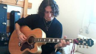 Aerosmith's Pink - cover by Dan Cohen